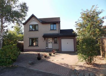 Thumbnail 3 bedroom detached house for sale in Stewart Grove, Alford