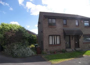 Thumbnail 2 bed semi-detached house for sale in Abbeydale Garth, Leeds, West Yorkshire