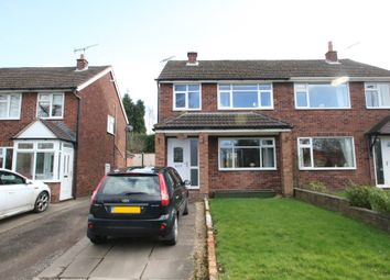 Thumbnail 3 bed semi-detached house for sale in Tamworth Road, Amington, Tamworth