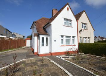 Thumbnail 3 bedroom semi-detached house for sale in Camberley Road, Knowle, Bristol