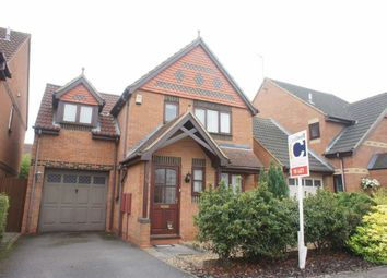 Thumbnail 3 bedroom detached house to rent in Wrens Park, Middleton, Milton Keynes
