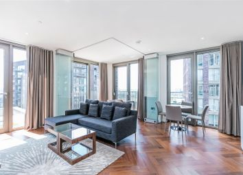 Thumbnail 1 bed flat for sale in Capital Building, Embassy Gardens, 8 New Union Square, Nine Elms, London