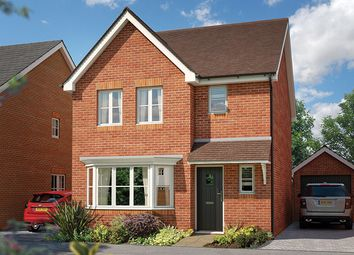 "Thumbnail 3 bed detached house for sale in ""The Epsom"" at Newington Road, Stadhampton, Oxford"