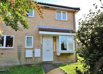 Thumbnail 1 bed terraced house for sale in Reynolds Close, St. Ives, Huntingdon