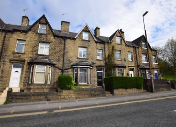 Thumbnail 4 bed terraced house to rent in Wakefield Road, Moldgreen, Huddersfield