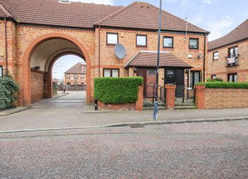 Thumbnail 3 bed semi-detached house for sale in Fleetwood Court, Evelyn Denington Road, London