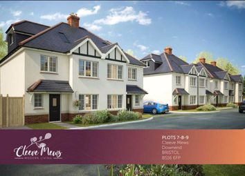 Thumbnail 2 bedroom flat for sale in Cleeve Mews, Downend, Bristol