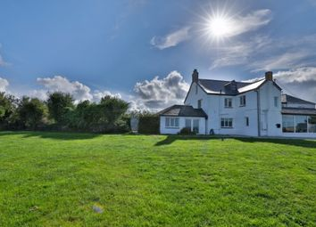 Thumbnail 7 bed property for sale in Homer Park Farmhouse, Homer Park, Port Isaac