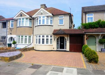 Thumbnail 3 bed semi-detached house for sale in Seaton Road, Dartford