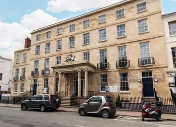 Thumbnail 3 bed flat for sale in Crescent Place, Cheltenham