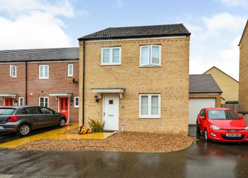 Thumbnail 3 bed link-detached house for sale in Waveney Close, Spalding