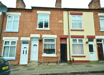 Thumbnail 2 bed terraced house for sale in Fleetwood Road, Leicester