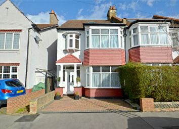 Thumbnail 3 bedroom end terrace house for sale in Brockenhurst Road, Addiscombe, Croydon