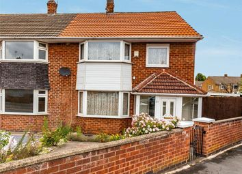 Thumbnail 4 bed semi-detached house for sale in Ferndale Road, Thurmaston, Leicester