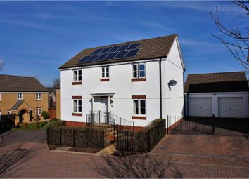 4 bed detached house for sale in Resolution Road, Exeter EX2
