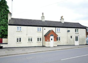 Thumbnail 3 bed cottage for sale in Station Road, Hatton, Derby