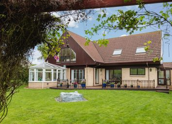 Thumbnail 5 bed detached house for sale in Water Lane, North Witham, Grantham