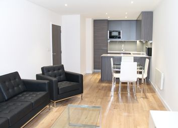 Thumbnail 2 bed flat to rent in Beaufort Park, Constantine House, Colindale