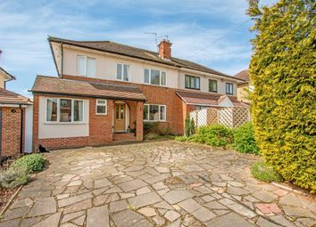 Thumbnail 5 bed semi-detached house for sale in Kingshill Avenue, St. Albans