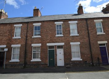 Thumbnail 2 bed terraced house to rent in Steele Street, Chester