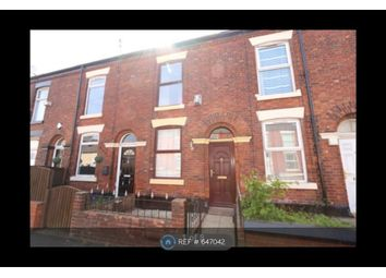 Thumbnail 2 bed terraced house to rent in Egerton Street, Denton, Manchester