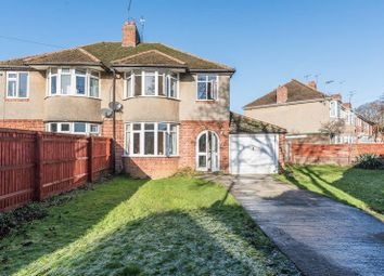 Thumbnail 3 bed semi-detached house for sale in Warwick Road, Banbury, Oxon
