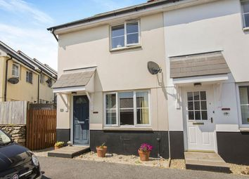 Thumbnail 2 bed terraced house to rent in Carwollen Road, St. Austell