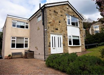 Thumbnail 4 bed detached house for sale in Langley Road, Bingley