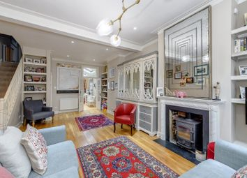 Thumbnail 4 bed terraced house for sale in Hannell Road, Fulham, London
