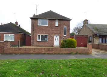 Thumbnail 3 bedroom detached house for sale in Eastern Avenue, Peterborough