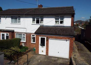Thumbnail 3 bed end terrace house for sale in Mount Pleasant, Biggin Hill, Westerham, Kent