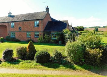 Thumbnail 4 bed detached house for sale in Mill Farm Court, Chebsey, Stafford