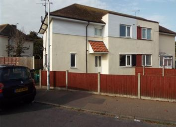 Thumbnail 3 bed semi-detached house for sale in Melbourne Avenue, Ramsgate, Kent