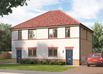"""Thumbnail 3 bed terraced house for sale in """"The Cambridge"""" at Ward Road, Clipstone Village, Mansfield"""