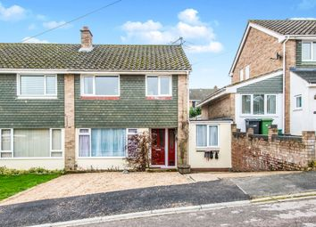 Thumbnail 4 bed semi-detached house for sale in Beresford Gardens, Chandlers Ford, Eastleigh
