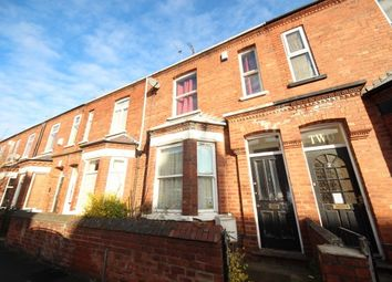 Thumbnail 3 bed terraced house to rent in Cromer Street, York
