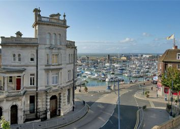 Thumbnail 3 bedroom flat for sale in Flat 2, 52, Harbour Parade, Ramsgate