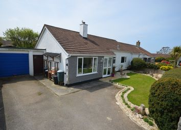 Thumbnail 3 bed semi-detached bungalow for sale in Marshallen Road, Mount Hawke, Truro