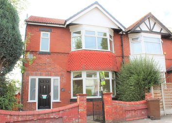 3 bed semi-detached house to rent in Wilton Avenue, Prestwich, Manchester M25