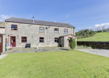 Thumbnail 4 bed semi-detached house for sale in Laund Lane, Cribden Moor, Rossendale
