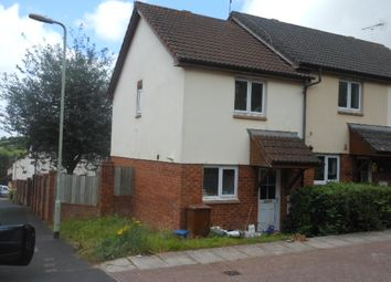 Thumbnail 2 bed semi-detached house to rent in Queen Elizabeth Drive, Crediton