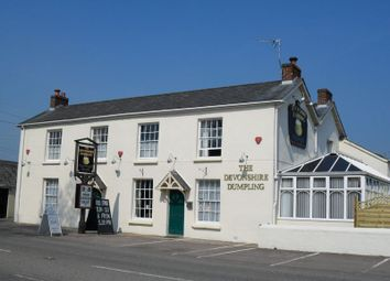 Thumbnail Pub/bar for sale in Morchard Road, Down St. Mary, Crediton