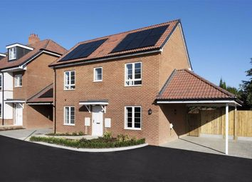 Thumbnail 3 bed link-detached house for sale in Lockesley Chase, Orpington, Kent