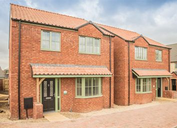Thumbnail 4 bed detached house for sale in The Bowood, Bell Meadow, Sandpit Lane, Calne