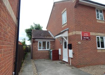 Thumbnail 2 bedroom property for sale in Orchid Drive., Farndon, Newark