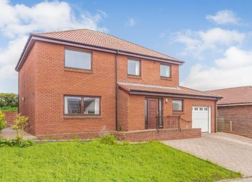 Thumbnail 3 bed detached house for sale in Eildon View, Tweedmouth, Berwick Upon Tweed, Northumberland