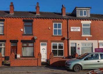 Thumbnail 2 bed terraced house to rent in Longsight, Harwood, Bolton