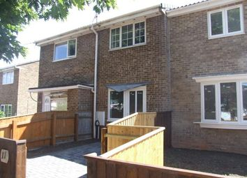 Thumbnail 2 bed terraced house for sale in Highview Gardens, Parkstone, Poole