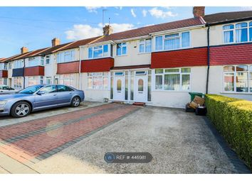Thumbnail 3 bed terraced house to rent in Fendyke Rd, Abbey Wood
