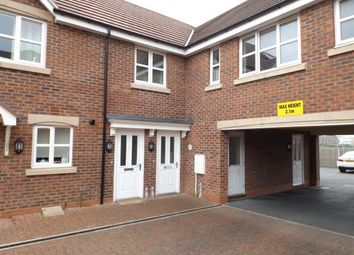 Thumbnail 2 bed maisonette for sale in Spire Close, Lincoln, Lincolnshire